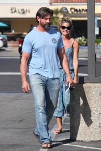Denise Richards and Aaron Phypers September 2017