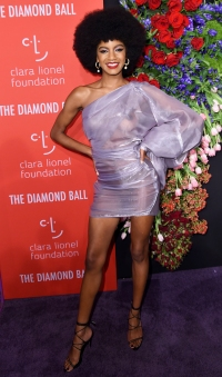 Diamond Ball September 12, 2019 - Ebonee Davis