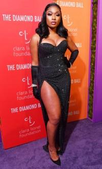 Diamond Ball September 12, 2019 - Megan Thee Stallion