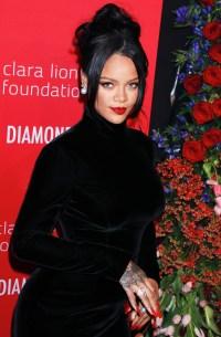 Rihanna at the Diamond Ball on September 12, 2019