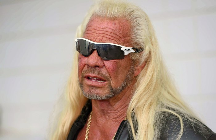 Dog the Bounty Hunter's Hospitalization Caused by Stress, Not a Heart Attack