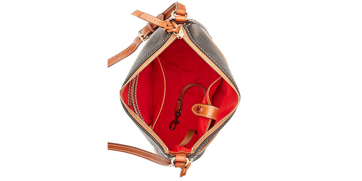 Dooney-and-Bourke-Crossbody-Bag-Interior-Shot