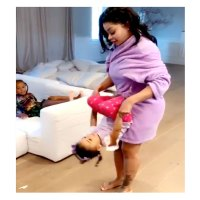 Dream Kardashian Album Showing Off