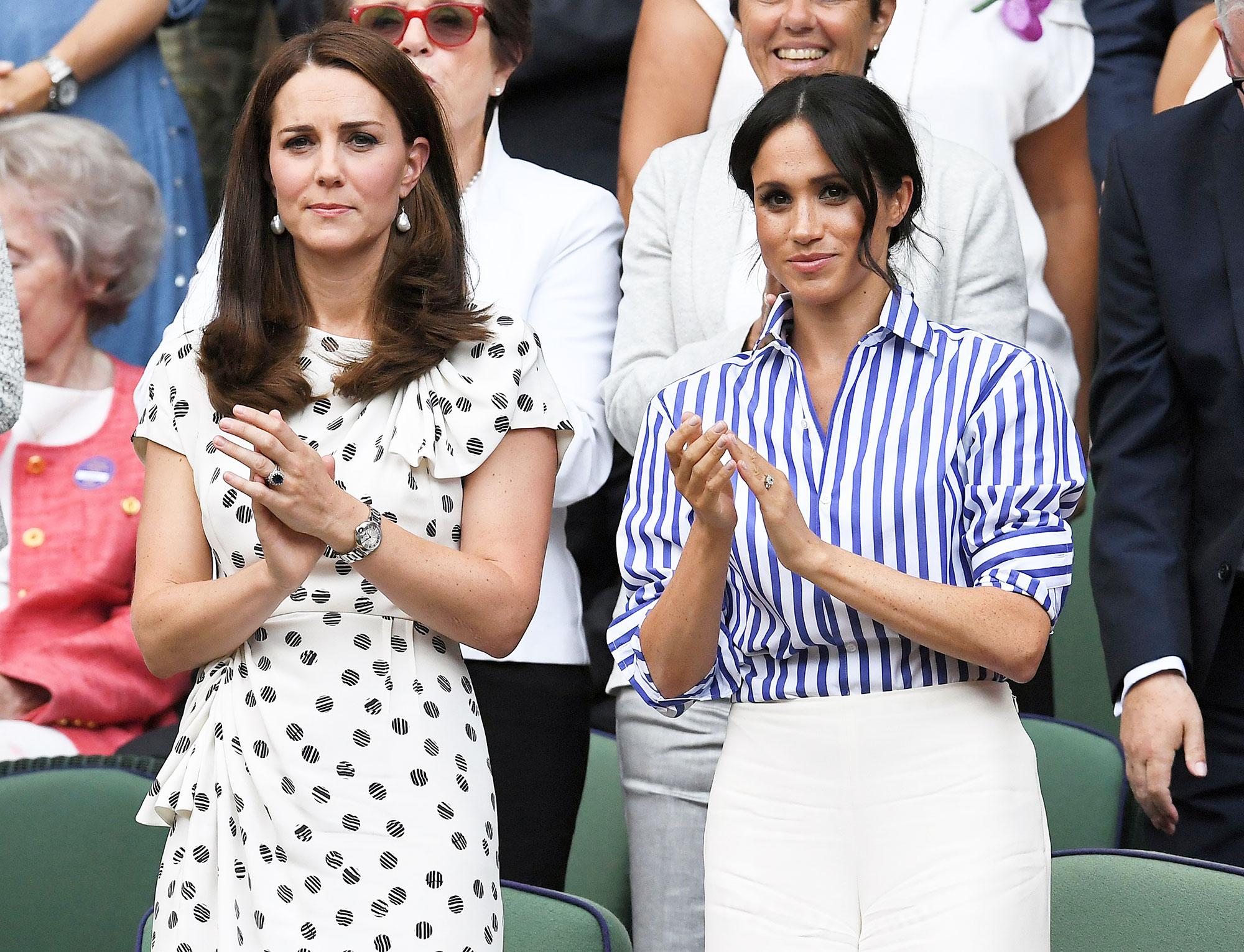 Duchess Kate and Duchess Meghan Will Never Be Best Friends