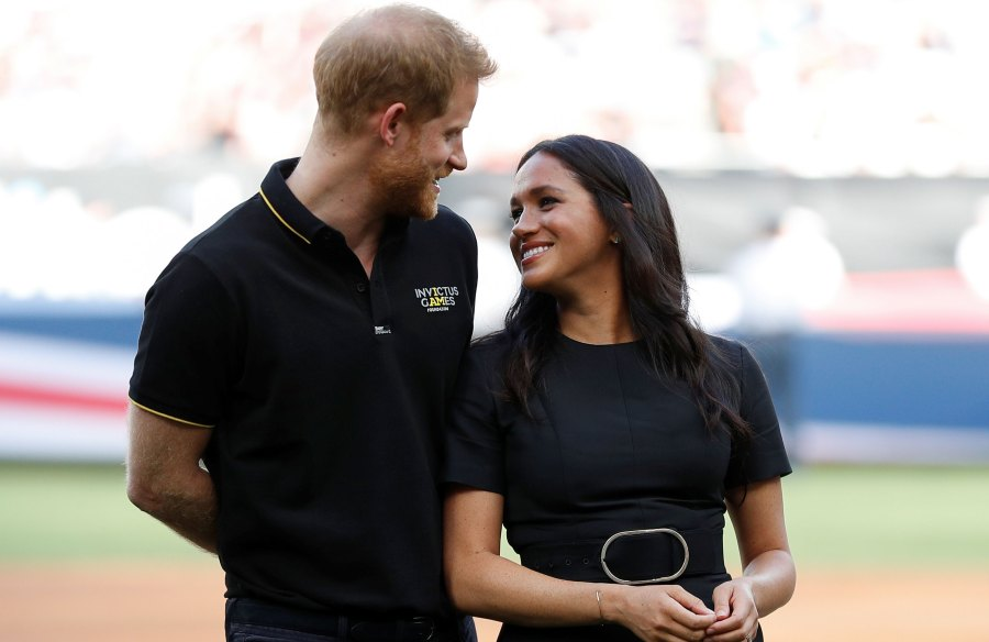 Duchess Meghan Shares Sweet Birthday Tribute to Prince Harry With Never-Before-Seen Photo of Archie