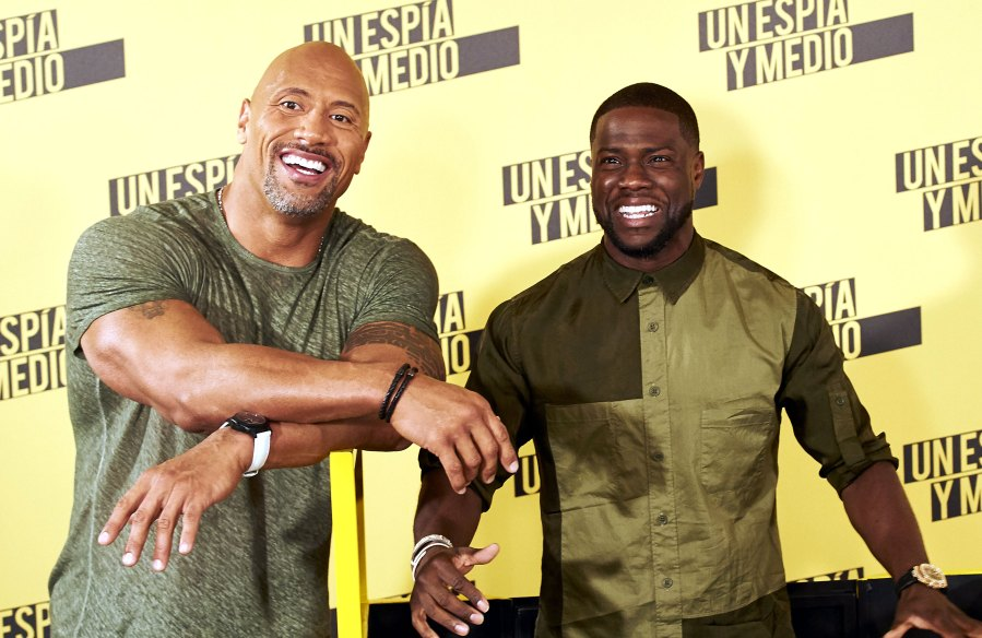 Dwayne 'The Rock' Johnson Leaves Honeymoon Early to Help Out Kevin Hart After Accident
