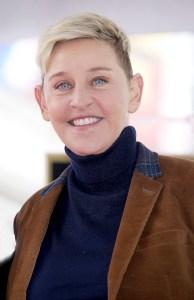 Ellen Degeneres February 5, 2019