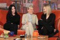 Ellen Show from January Courteney Cox and Lisa Kudrow The Ellen DeGeneres Show 'Friends' Cast Reuniting Through the Years