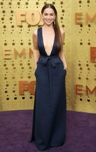 Emilia Clarke Emmys 2019 September 22, 2019