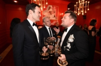 Emmy Goers Pose With Lindt Chocolate Selfies