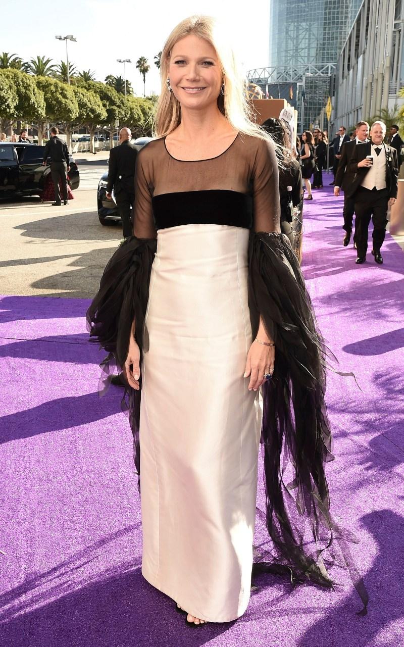 Image result for Gwyneth Paltrow emmy 2019