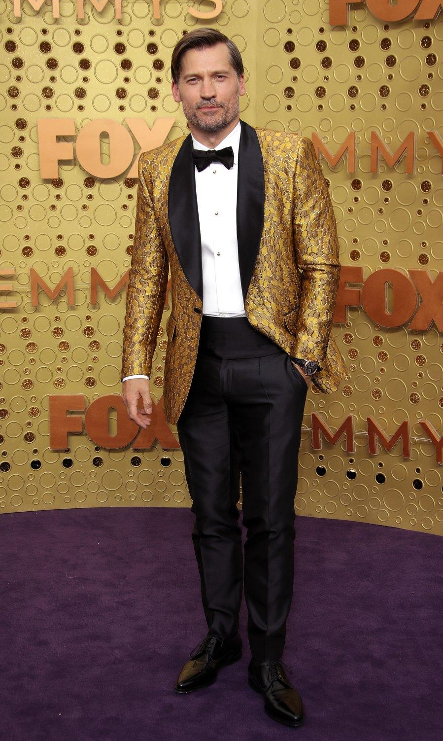 Emmys 2019 Hottest Hunks - Nikolaj Coster-Waldeau