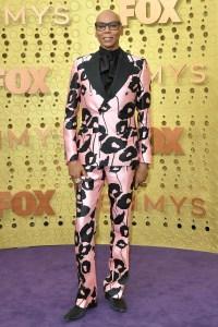 Emmys 2019 Hottest Hunks - RuPaul