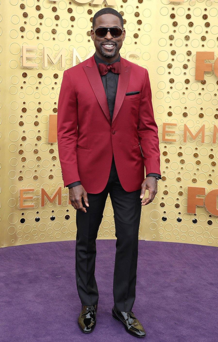 Emmys 2019 Hottest Hunks - Sterling K. Brown
