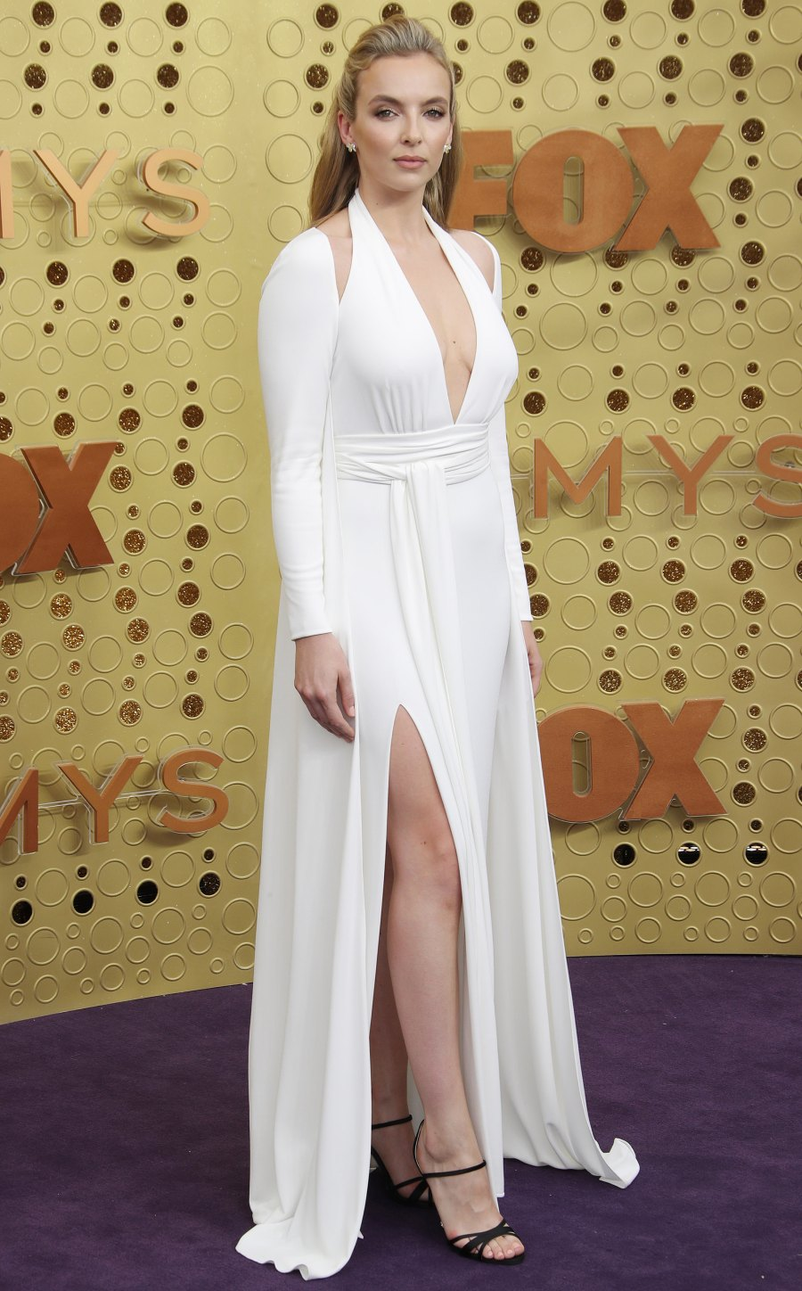 Emmys 2019 Nearly Naked - Jodie Comer