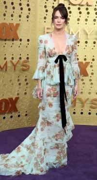 Emmys 2019 Nearly Naked - Lena Headey