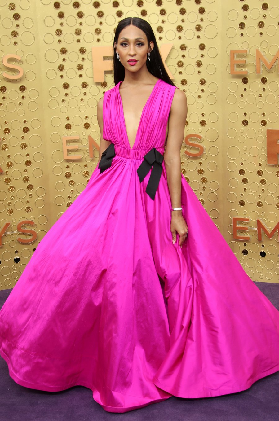 Emmys 2019 Nearly Naked - MJ Rodriguez