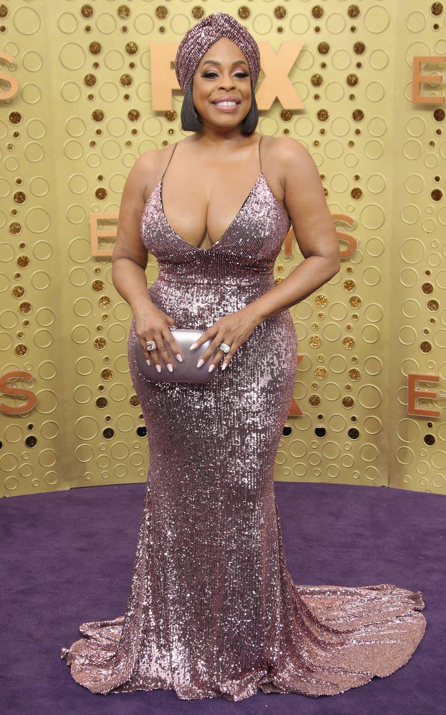 Emmys 2019 Nearly Naked - Niecy Nash