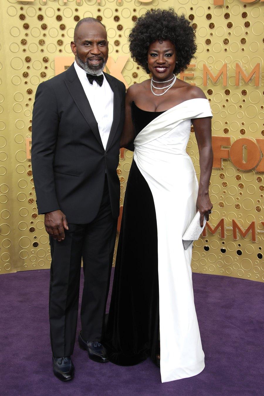 Emmys 2019 Stylish Couples - Viola Davis and Julius Tennon