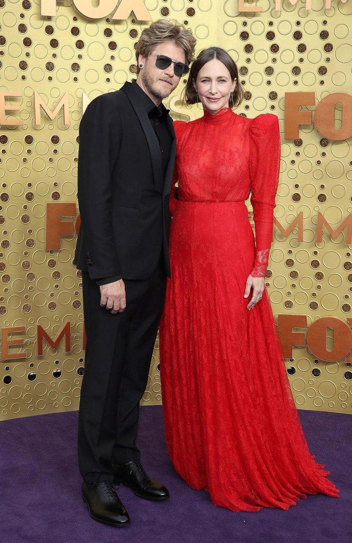 Emmys 2019 Stylish Couples - Vera Farmiga and Renn Hawkey