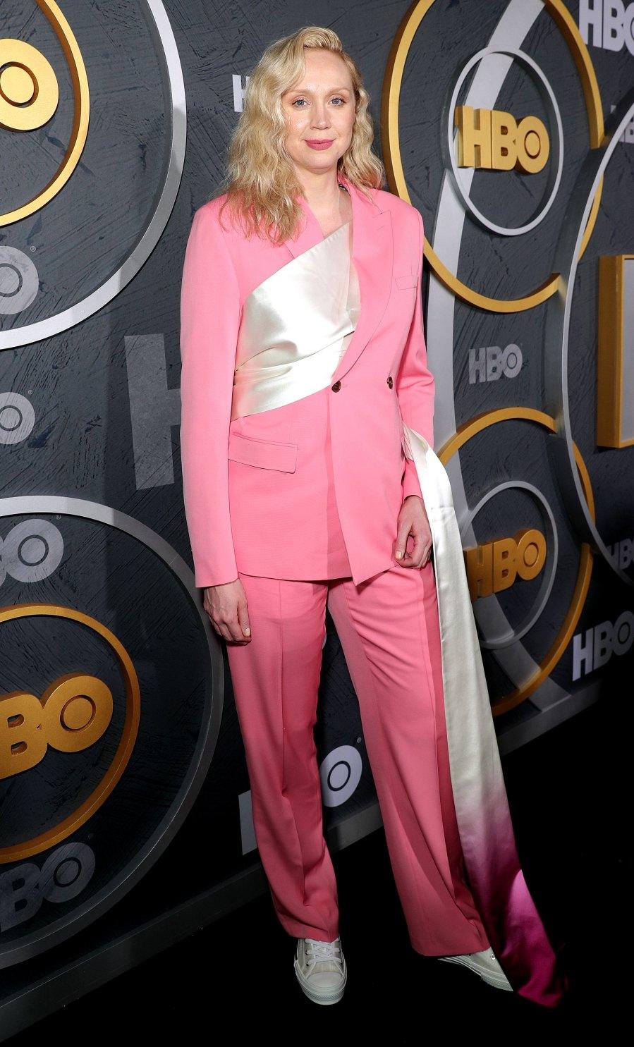 Emmys After Parties - Gwendoline Christie