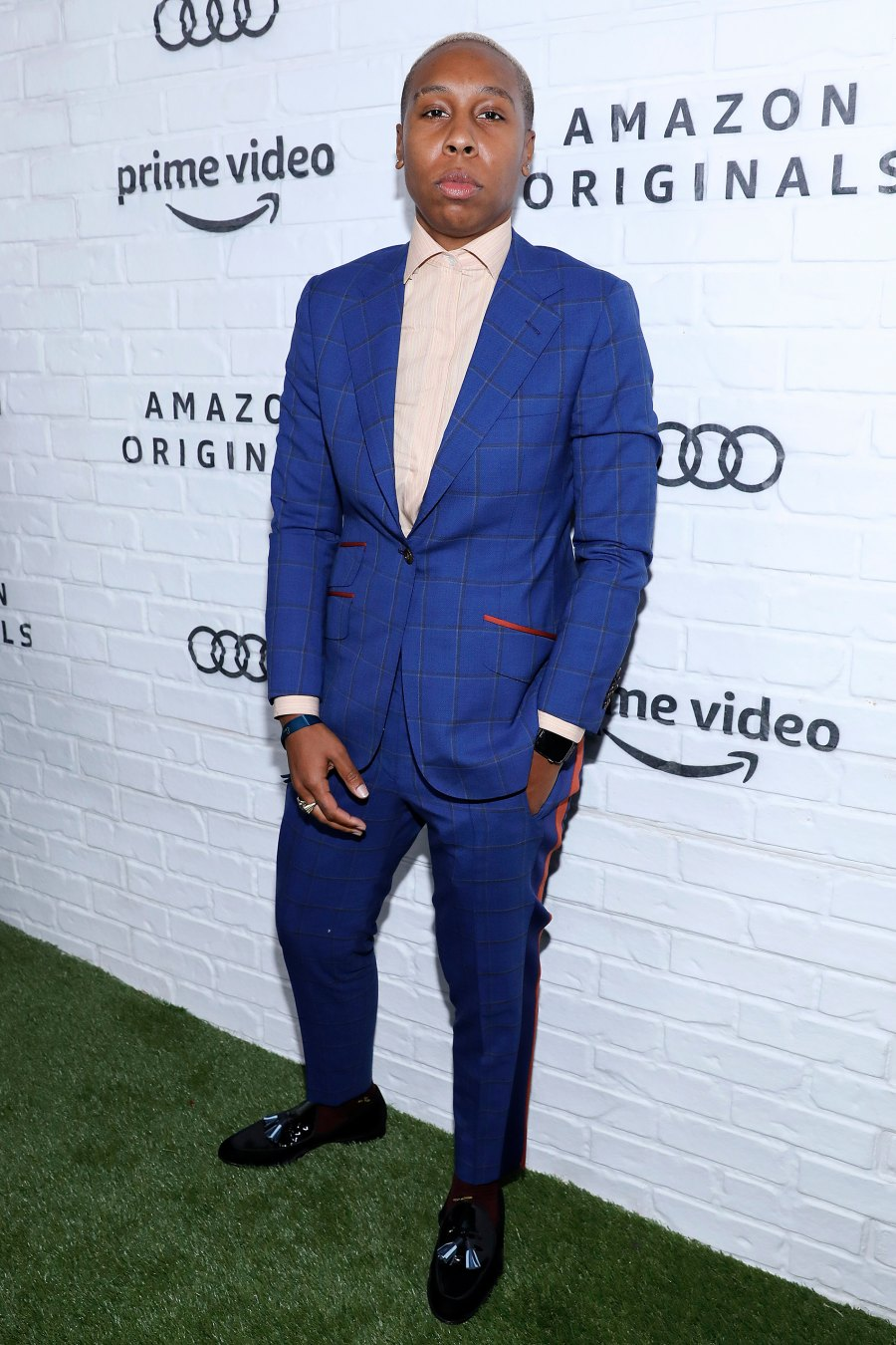 Emmys After Parties - Lena Waithe