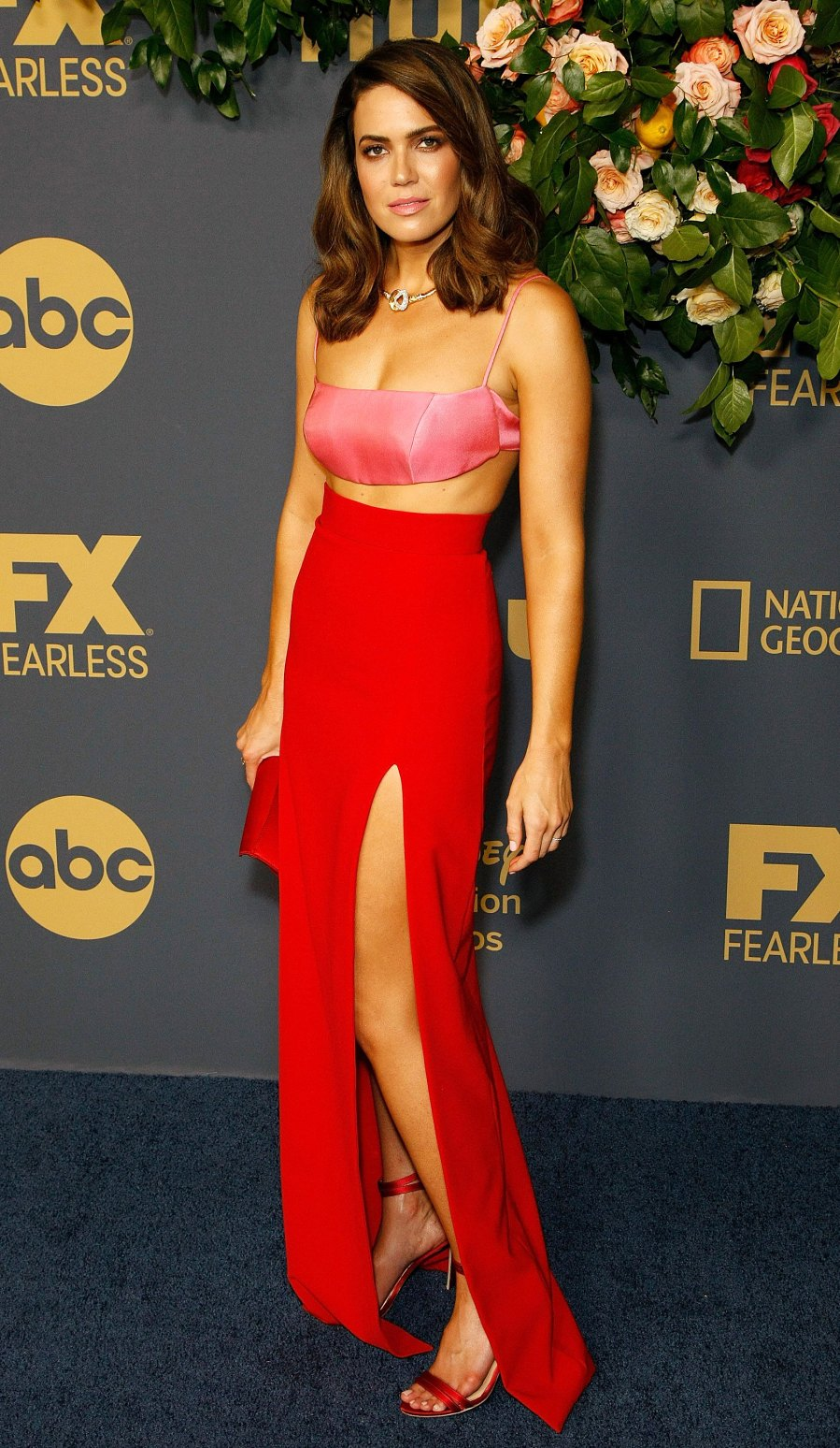 Emmys After Parties - Mandy Moore