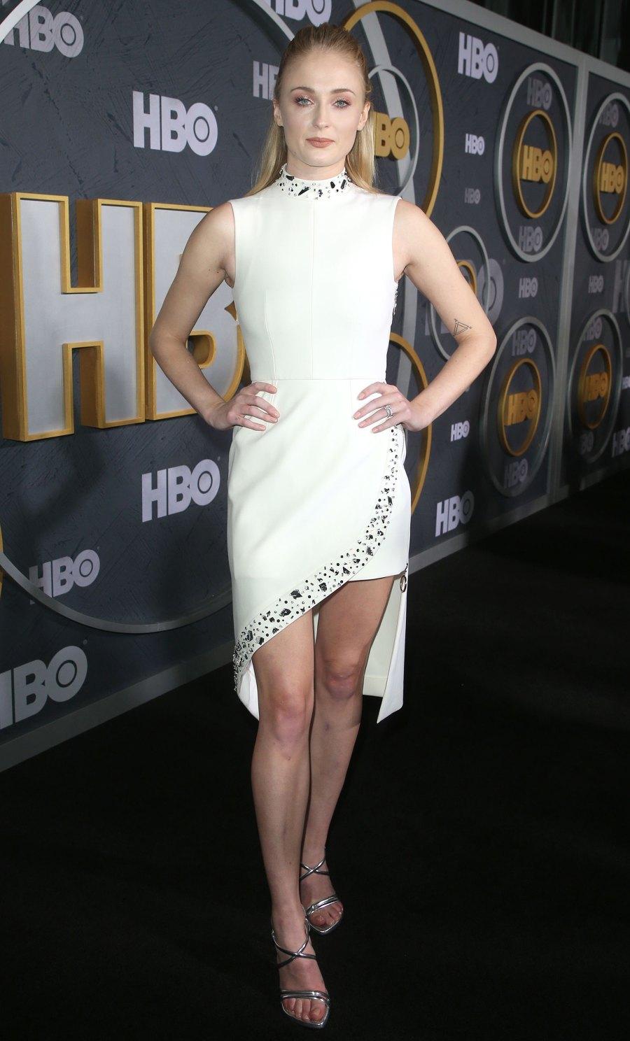 Emmys After Parties - Sophie Turner