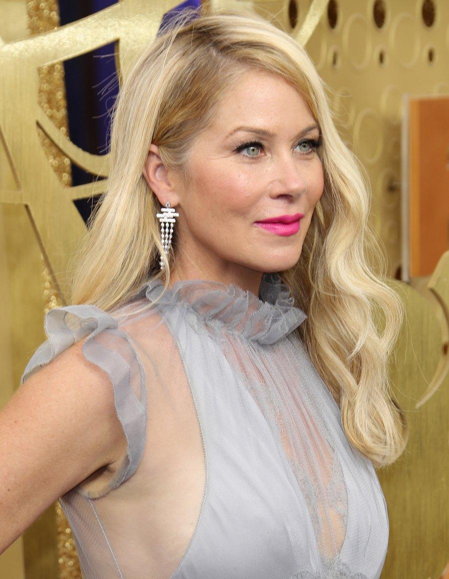 Emmys 2019 Best Bling - Christina Applegate