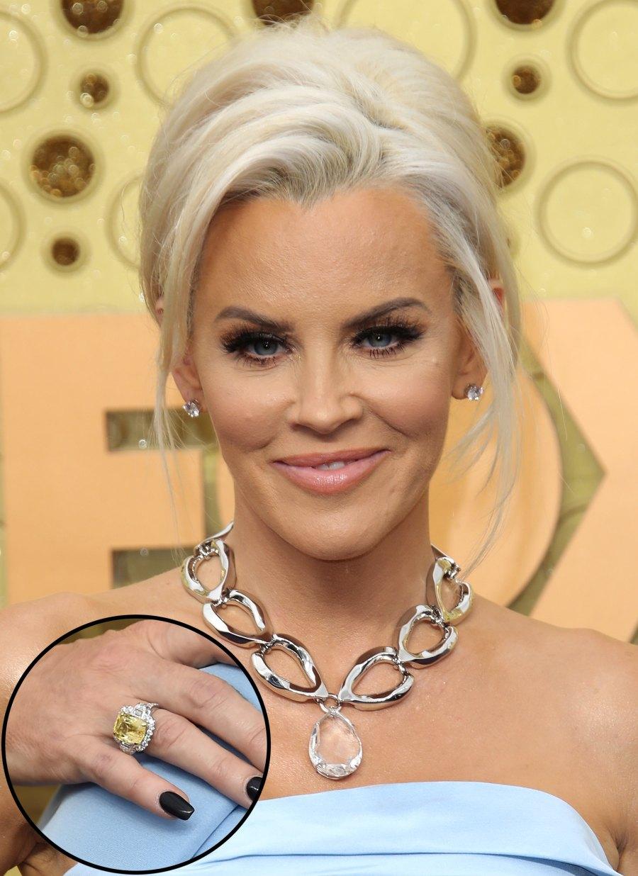 Emmys 2019 Best Bling - Jenny McCarthy