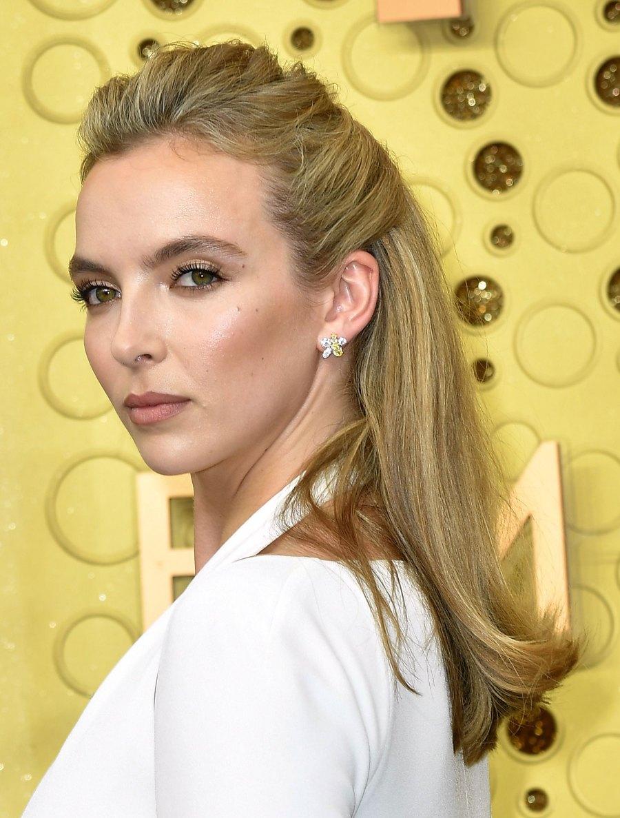 Emmys 2019 Drugstore Beauty - Jodie Comer