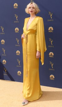 Gwendoline Christie Emmys 2018 September 17, 2018