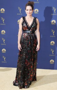 Tina Fey Emmys 2018 September 17, 2018