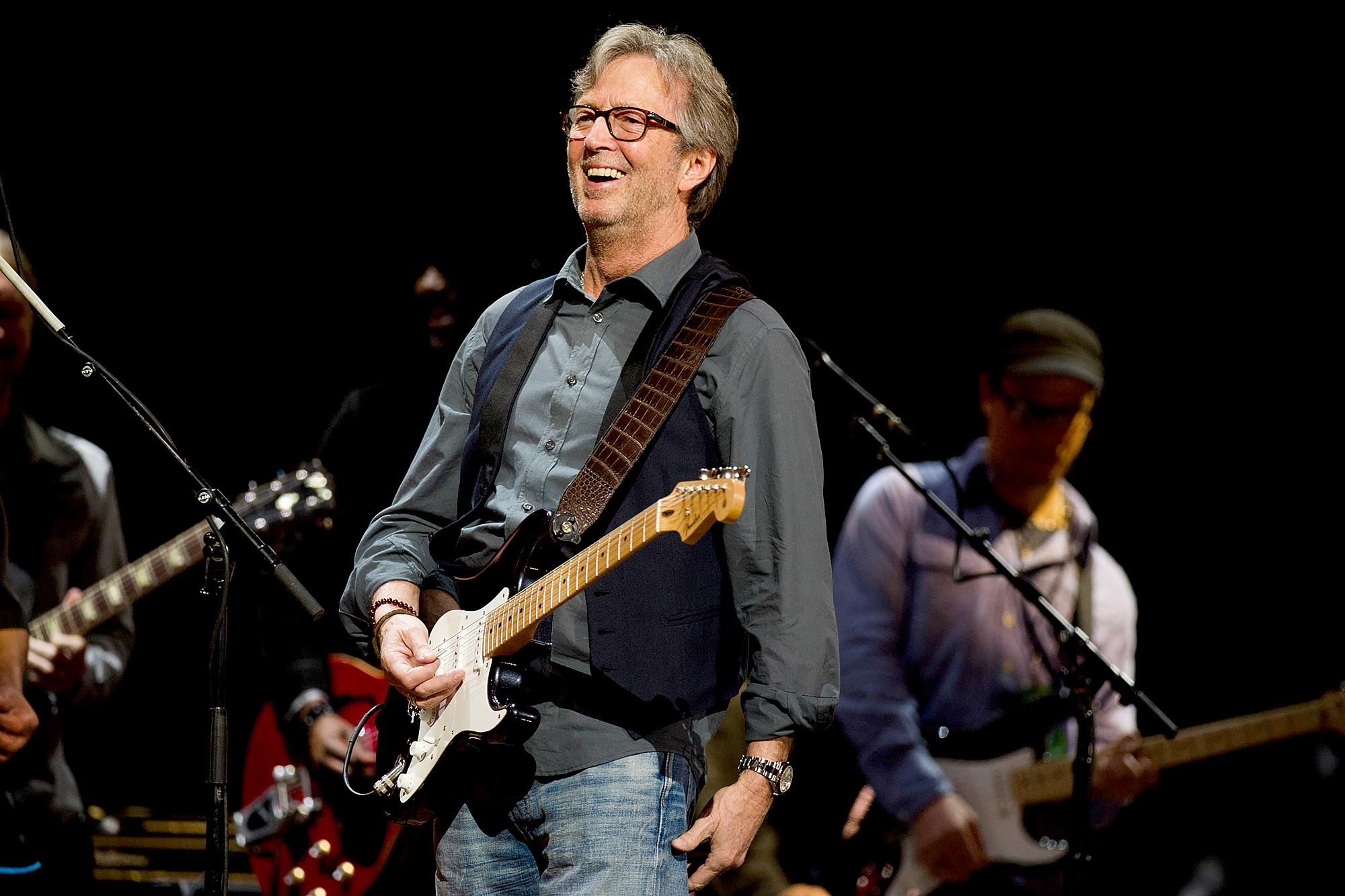 Eric Clapton Guitar Festival