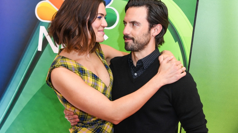Every Time Milo Ventimiglia and Mandy Moore Were Costar Goals