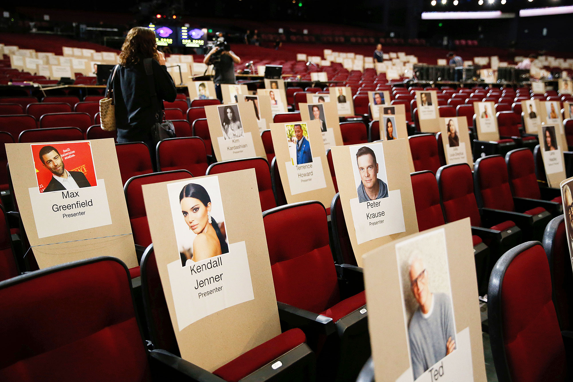Everything You Need to Know About the Emmys 2019 Seating Chart Press Preview