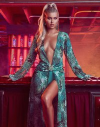 Fashion Nova Releases Celebrity-Inspired Halloween Costumes, Including Jennifer Lopez's Iconic Green Versace Dress