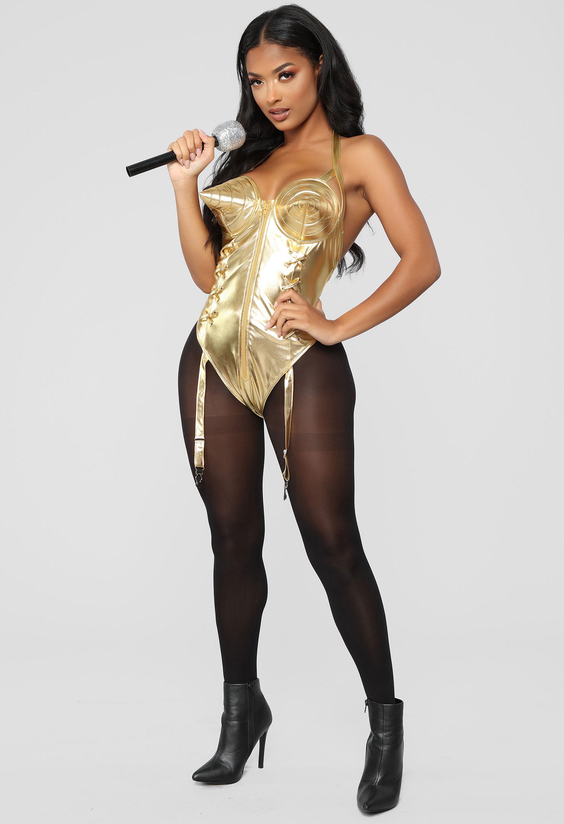 Fashion Nova Celebrity Halloween 2019 Costumes Pics