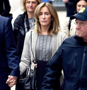 Felicity Huffman Faces 1 Month in Jail And Fine