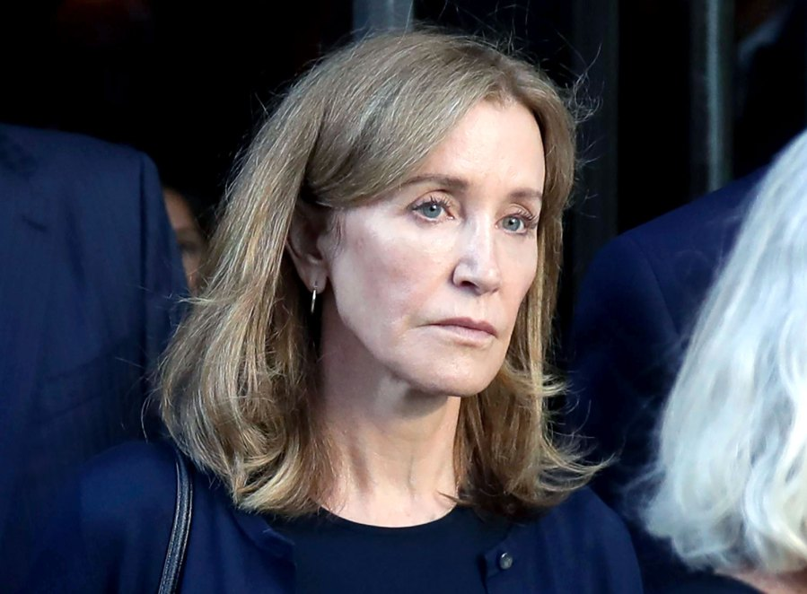 Felicity Huffman Is 'Grateful She Only' Got 14 Days in Prison for College Admissions Scandal