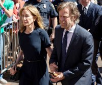 Felicity Huffman Sentenced in College Admissions Case