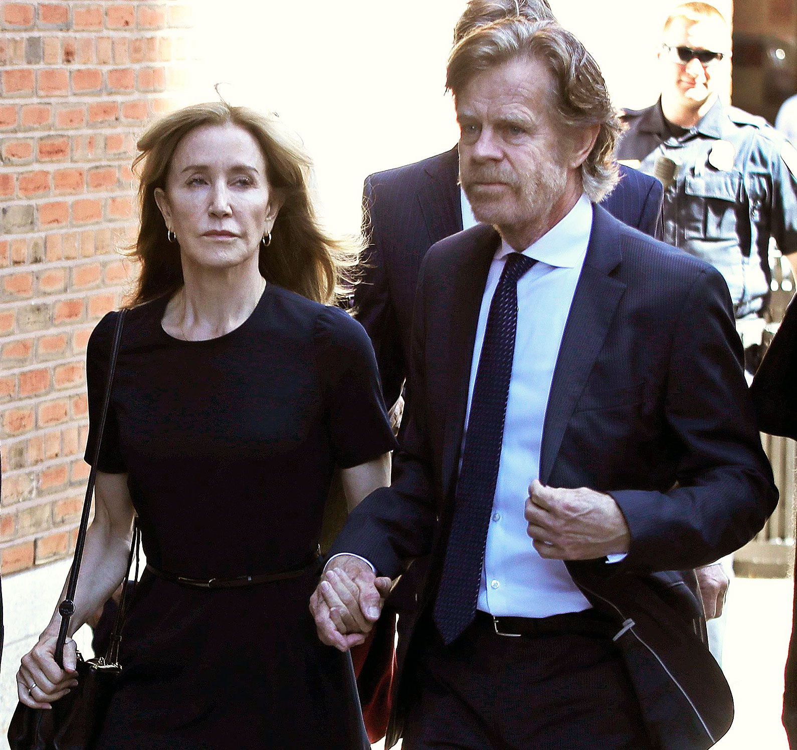 Felicity Huffman Statement After Being Sentenced
