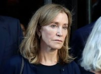 Felicity Huffman and William H. Macy Leave Court After Being Sentenced
