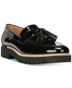Franco Sarto Carolynn Loafers Black