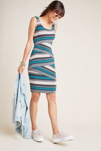 Frontera Slim Mini Dress
