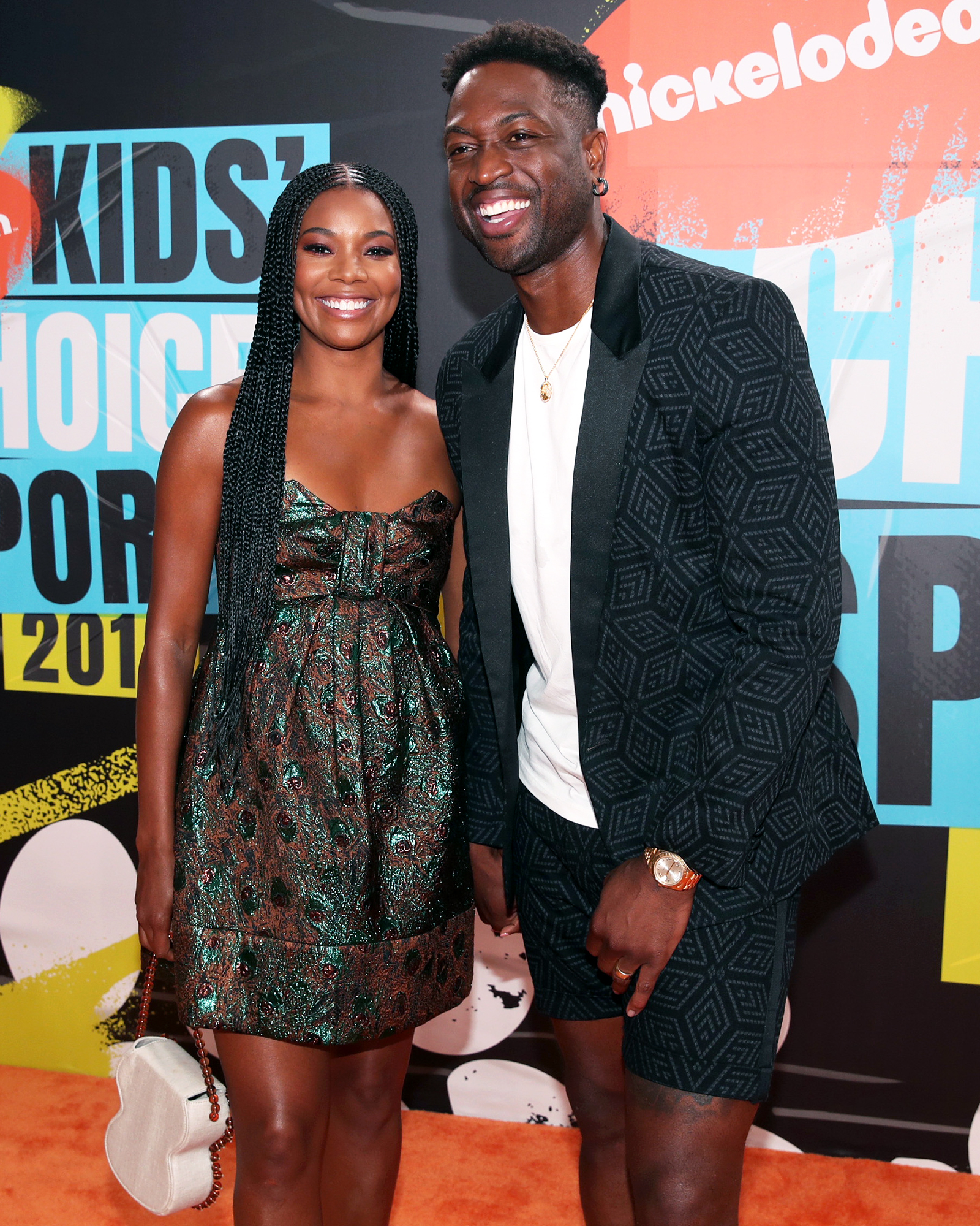 Gabrielle Union Details Her, Dwyane Wade's Anniversary Trip