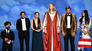 Game of Thrones Cast Standing Ovation Emmys 2019