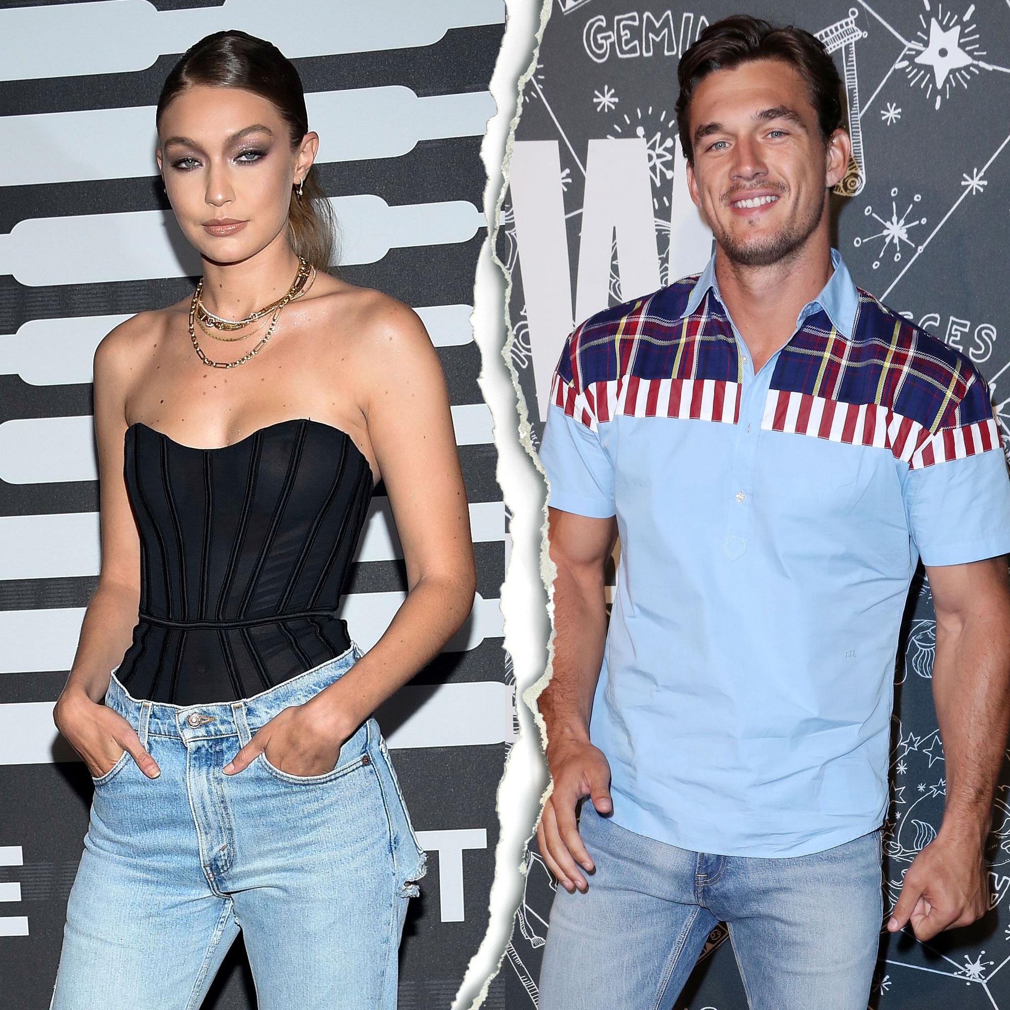 Gigi Hadid and Tyler Cameron Split