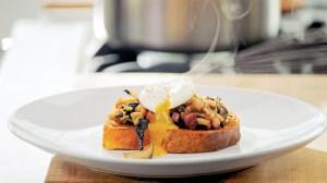 Gordon Ramsay Shares Poached Egg Mushrooms Recipe