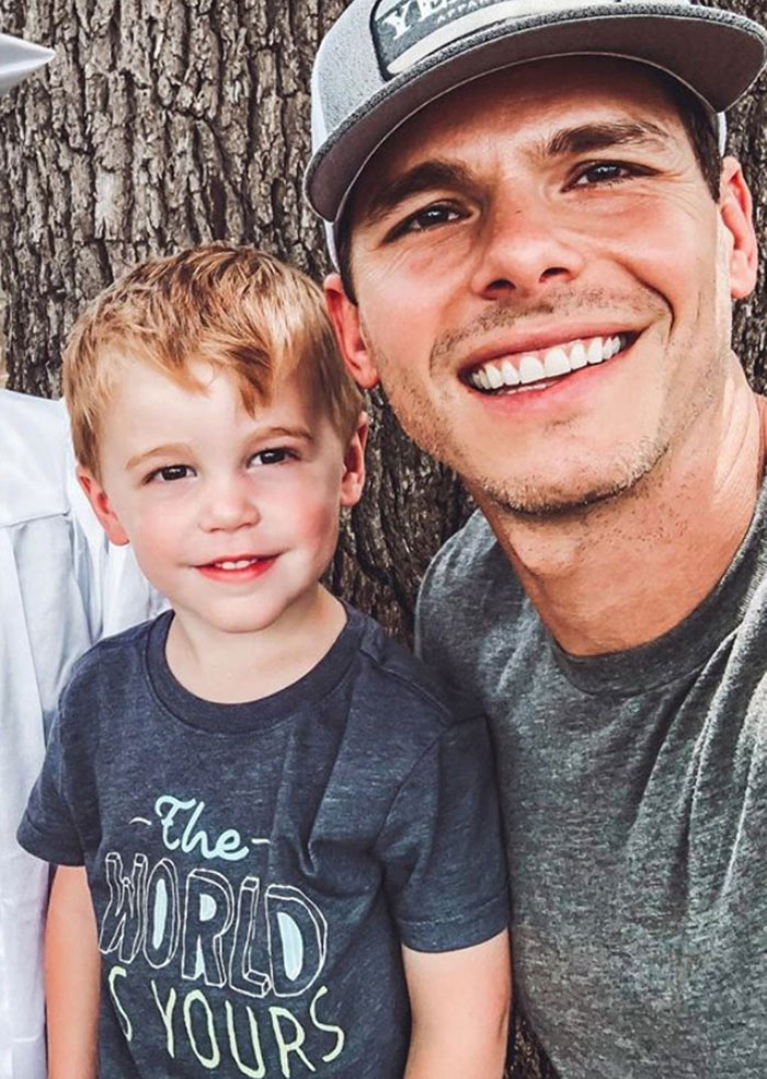 Granger Smith Gives Emotional Instagram Update 3 Months After Son's Death-1